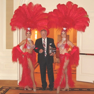 oscar goodman showgirl costume